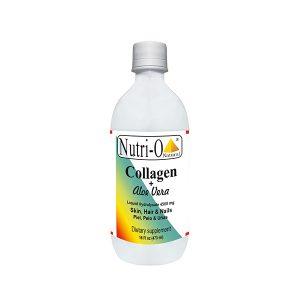Collagen aloe vera