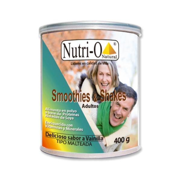 Smoothies shakes adultos